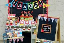 Back to School DIY / Back to school! All kind of craft projects, organization tips, special activities and ideas to make back to school a little more fun for the kids, and a little less chaotic for parents.