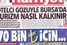 Bursa Bodrum Uludağ Hotel General Manager Birkan DOĞDU / Birkan DOĞDU hotel general manager