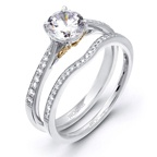 Our winners / Inspiration for the most amazing engagement ring! We love something unique and stand out!