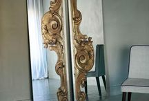 Design Stuff • Mirror, Artwork & Wall hung accessories / by Elisa R