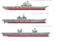 Navies from around the world / Aircraft carriers & Submarines