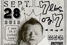 Birth Announcements / by Chompsky