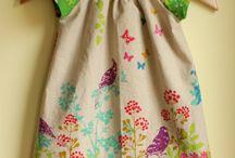 Vestidos criança/Dresses children