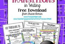 TeachersPayTeachers / English language arts products and free downloads for teachers on #teacherspayteachers
