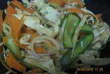 рецепты-салаты