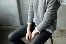 Grey & Simplistic