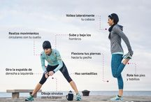 ¡Vamos a movernos! / Rutinas de ejercicios sencillos para que te pongas en movimiento.