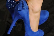 Blue SHOES / by Yo Amo Los Zapatos
