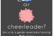 Gender reveal baby #2