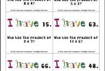 School- Teaching Math / by Kelly Endres
