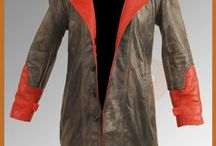 DEVIL MAY CRY 4 LEATHER COAT