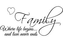 Familie ❤