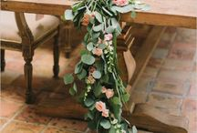 Table runners/ garland