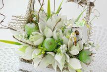 Paper flowers,grifts