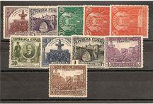 Sellos Republica 1931/1936