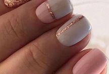 Κοντά νύχια