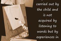 Montessori quotes
