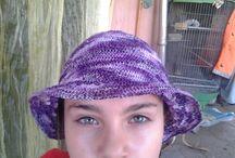 Cappelli, sciarpe, guanti / Creazioni in vendita su commissione  https://www.facebook.com/Mawitch