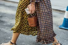 SPRING TRENDS - Pattern Mixing