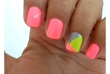 Nice Nails / by Heather Thompson