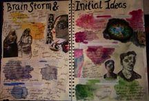 Ideas book