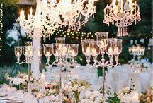 i Dekoracje ślubne