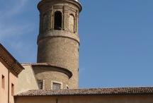 Ravenna / Ravenna se nachází na severovýchodě Itálie