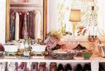 Shoe Closet / by Jessi Maynard