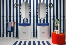 Best Bathrooms / My second favorite room in the house. Should be a place for tanquility. / by Joan Saloomey