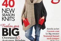 Knitting Books & Magazines