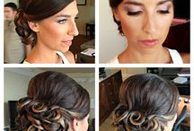 Bridal Trials / Testing Hair & Makeup looks for the Wedding Day!