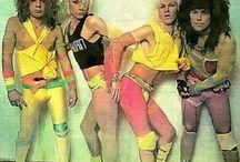 Рок банды 1980-х