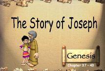 Joseph and his Colourful Coat