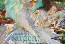 Favorite artists - Sargent, Hopper, etc.