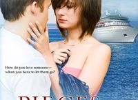 Pieces of Love Pins / Can a bad girl wannabe, a poster child perfect son, and a senior citizen cruise in the Mediterranean lead to lessons in love, forgiveness and recovery for 16 year-old Lexi Hartman?  Visiting such ports as Portofino, Italy; Palermo, Sicily; and Rome. From the Greek Islands to Tunisia, North Africa; and Barcelona, Spain to Dubrovnik, Croatia; you'll see the sights and walk with Ali as she learns about herself, her family, and what it means to love someone—even when you have to let them go.