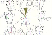 Sewing patterns and tecniques / Tecniques, ideas, future projects, DIY, constructions