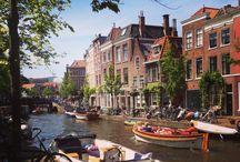 Steden en mooie plekjes