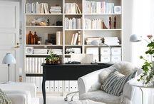 interior rooms decor - ideas - furnished