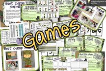Math-multiplication and division / Multiplication and division lessons, anchor charts, ideas, freebies, activities, and games for 2nd, 3rd, and 4th common core.