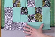 Quiltovanie a patchwork