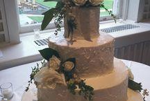 Wedding Cakes by Marjorie Landers