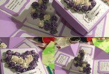 Eksplosjonsboks med kake