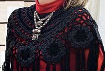 Crochet - Ponchos & Capes