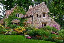 Angol cottage.