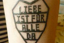 Rammstein tattoo
