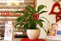 OminiClinic Valentines 2015 / Love&health go hand in hand