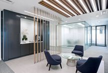 Denton Associates Corporate Commercial Offices / Showcasing the best of Denton Associates Corporate designs, with beautiful joinery, sleek materials and amazing furniture key pieces