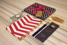 Surprising Gift Sets / Fine packaging & surprising gift sets.