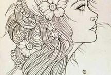 tekenen / tekening