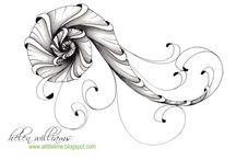 ART...Zentangle by Helen Williams
